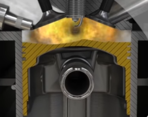 Причины детонации двигателя