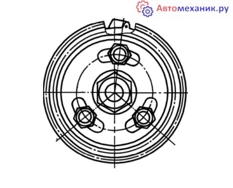 Регулировка зажигания на тракторе МТЗ 82,1, МТЗ 1221.